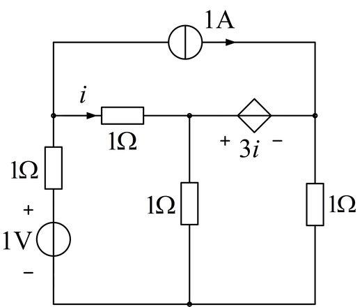 中国大学MOOC 电路理论A1(广西科技大学)1450191183 最新慕课完整章节测试答案
